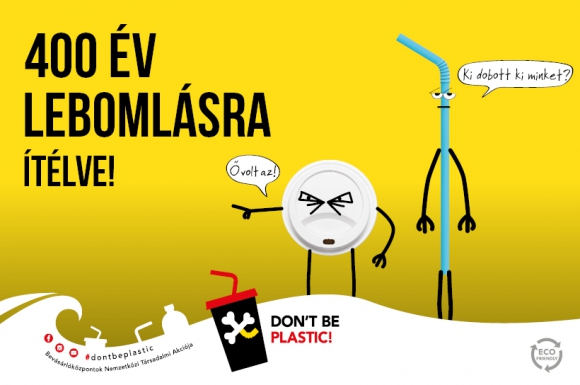 Don't Be Plastic!
