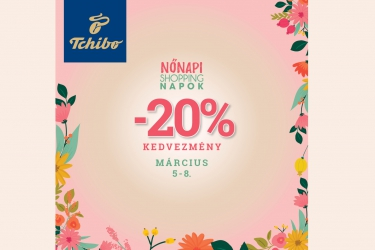 Tchibo Women's Day Shopping Days