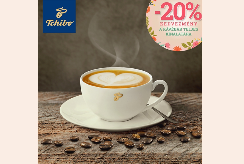 Tchibo Café bar offer