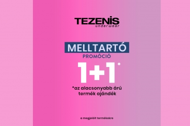 Tezenis reopen promotion