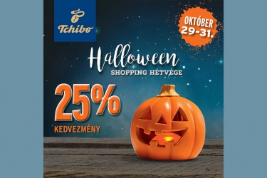 Tchibo: Halloween Shopping