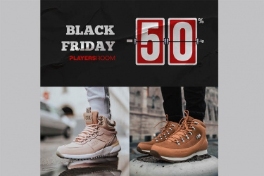 Playersroom Black Friday
