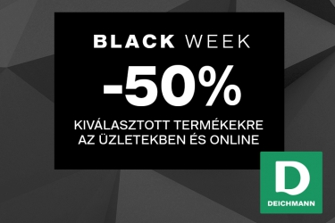 Deichmann Black Week