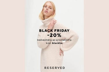 Reserved Black Friday