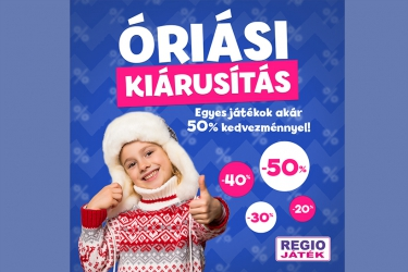 REGIO: Huge toy sale