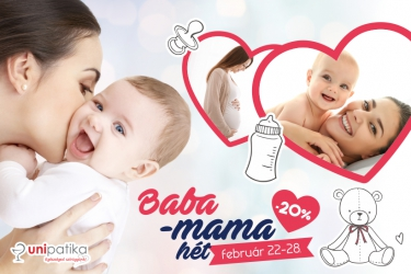 Unipatika: baby-mommy week