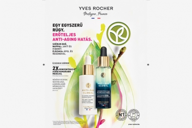 Yves Rocher: Anti-Age offer