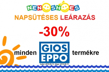 Sale at Neno Shoes kids shoes!