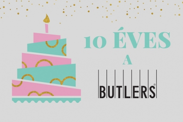 BUTLERS  | 10TH BIRTHDAY
