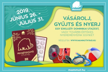 Promotion in Mammut!-The end