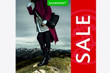 Salamander promotion up to 50%