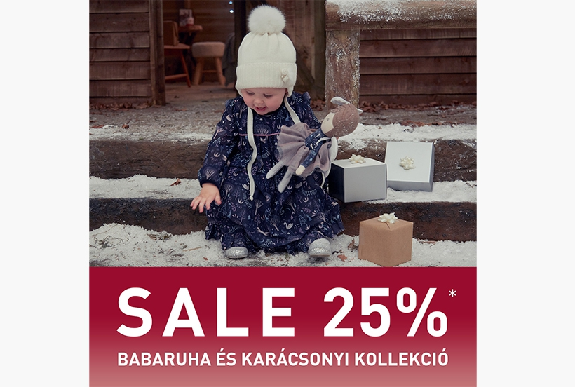 Mamas&Papas winter sale