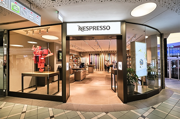 Nespresso Mini Boutique